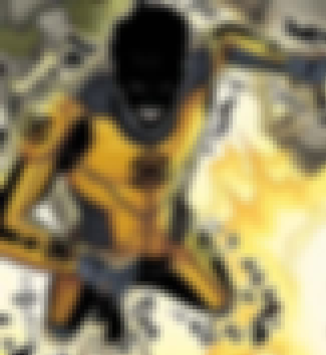 Sunspot is listed (or ranked) 8 on the list The Best Latino Comic Book Characters