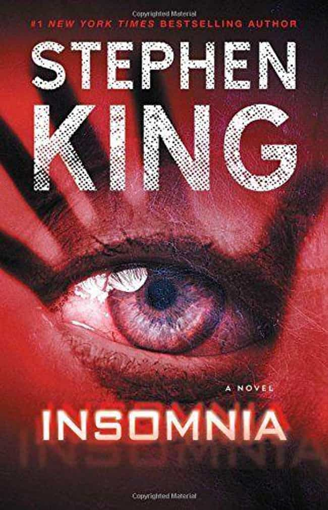 Insomnia is listed (or ranked) 3 on the list What Stephen King Book Adaptation Do You Want To See Next?
