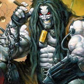 Lobo is listed (or ranked) 1 on the list Comic Book Characters Who Deserve R-Rated Adaptations