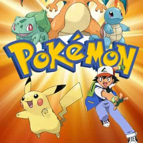Pokémon is listed (or ranked) 10 on the list The Best CITV TV Shows
