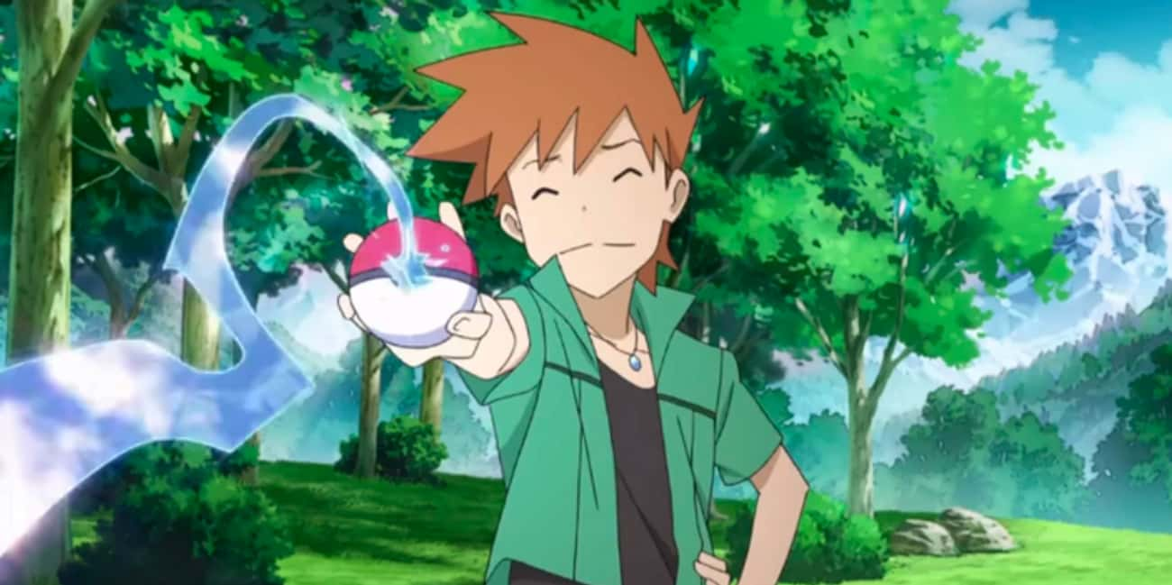 Origins - Pokémon is listed (or ranked) 3 on the list The 10 Most Overrated Story Arcs In Anime History