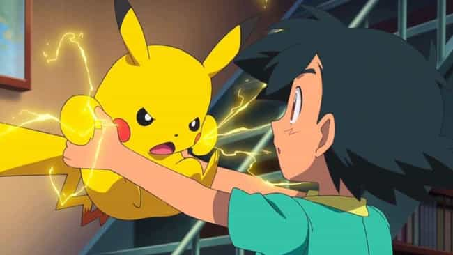 Pokémon is listed (or ranked) 4 on the list 14 Anime With Super Strong Plot Armor That Can Get Annoying