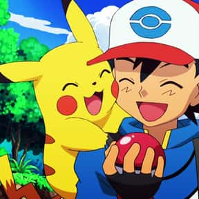 Pokémon is listed (or ranked) 22 on the list The Best Anime Series of All Time