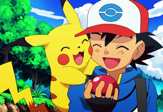 Pokémon is listed (or ranked) 1 on the list 16 Overrated Anime That Get Way More Credit Than They Deserve