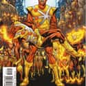 Firestorm is listed (or ranked) 18 on the list Comic Book Characters That Need Their Own Movie