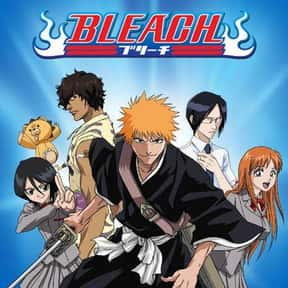 Bleach is listed (or ranked) 12 on the list The Best English-Dubbed Anime on Netflix