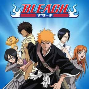 Bleach is listed (or ranked) 8 on the list The Best Anime Series of All Time