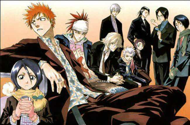Bleach is listed (or ranked) 2 on the list The 13 Best Anime Like Yu Yu Hakusho
