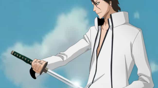 Bleach is listed (or ranked) 2 on the list The 15 Most Overpowered Anime Abilities