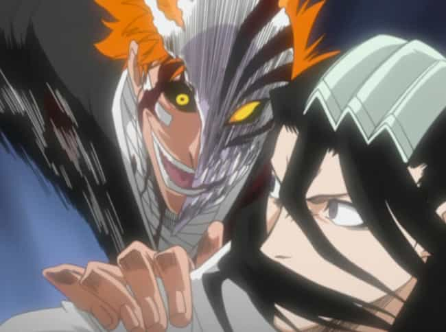 Bleach is listed (or ranked) 3 on the list These Are The Best Arcs From Your Favorite Shounen Anime