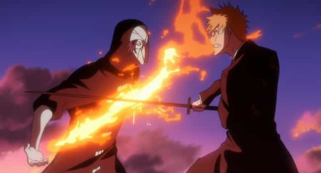 Bleach is listed (or ranked) 3 on the list 13 Anime That Were Tragically Cut Short Before The Manga Ended