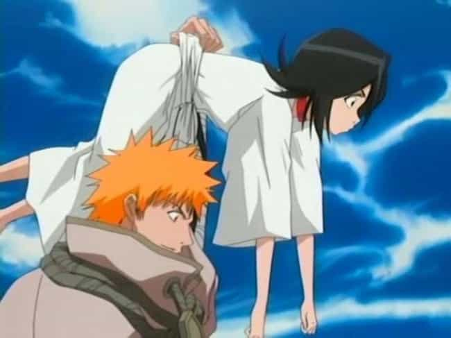 Bleach is listed (or ranked) 1 on the list The 14 Greatest Anime Rescue Missions of All Time