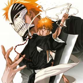 Bleach is listed (or ranked) 16 on the list 25+ Anime With Great Rewatch Value