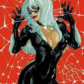 Black Cat is listed (or ranked) 7 on the list The Most Attractive Cartoon Characters Of All Time