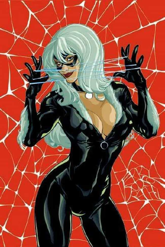 13ac7d3f9e5c Black Cat is listed (or ranked) 2 on the list The Sexiest Female Super