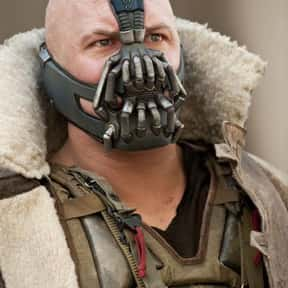 Bane is listed (or ranked) 21 on the list The Best Villains The Justice League Has Ever Faced