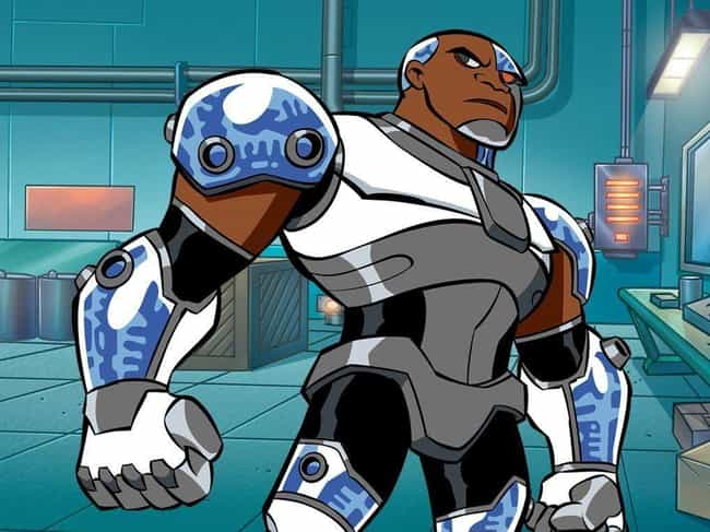 Cyborg is listed (or ranked) 4 on the list Which Teen Titan Would You Be, According To Your Zodiac Sign?