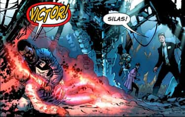 Cyborg is listed (or ranked) 2 on the list DC Superheroes With The Most Harrowing Origin Stories