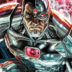 Cyborg is listed (or ranked) 13 on the list The Best Members of the Justice League and JLA