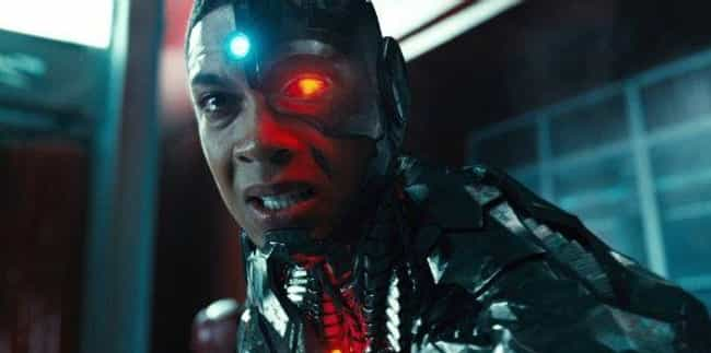 Cyborg is listed (or ranked) 2 on the list Which Justice League Member Are You Based On Your Zodiac?