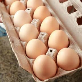 Eggs is listed (or ranked) 25 on the list What Are The Worst Things To Run Out Of While Quarantined?