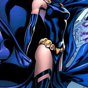 Raven is listed (or ranked) 10 on the list Stunning Female Comic Book Characters, Ranked