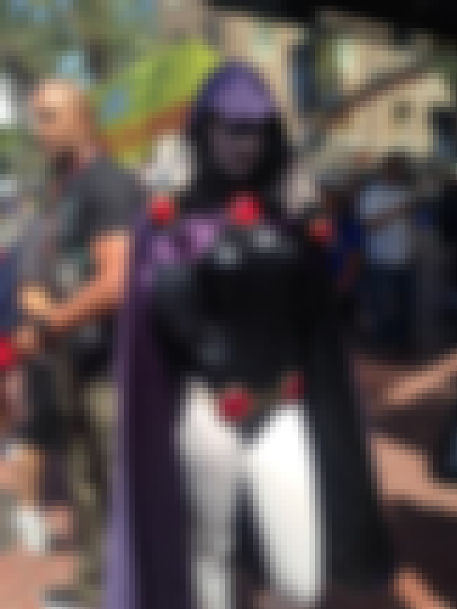 Raven is listed (or ranked) 3 on the list Cosplayers Who Stepped Right Out of the Comics