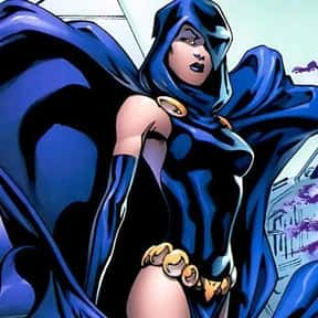 Raven is listed (or ranked) 4 on the list The Best Teenage Superheroes