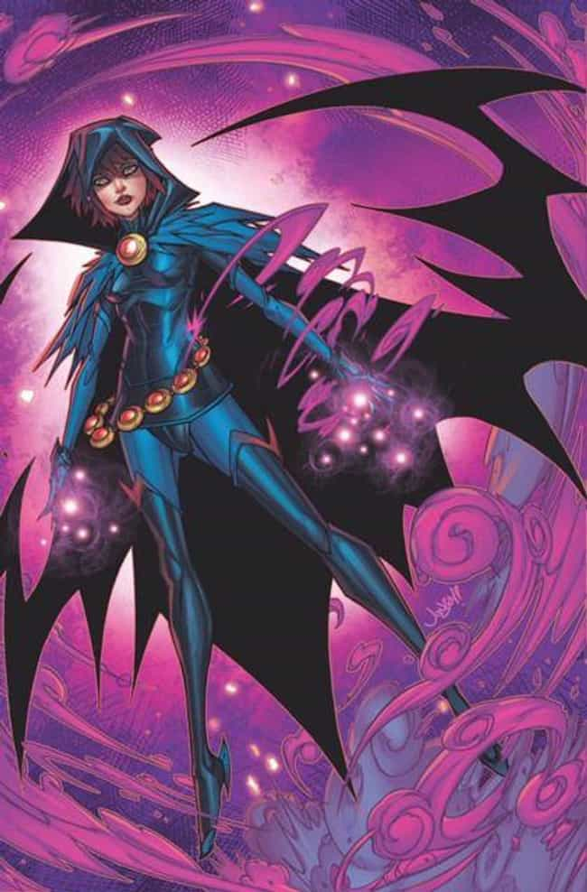 Raven is listed (or ranked) 1 on the list The Best Superheroes With The Power Of Teleportation