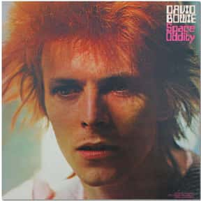 """Space Oddity"" - David Bowie - is listed (or ranked) 17 on the list The 50 Greatest Albums Released Between 1960 - 1969"