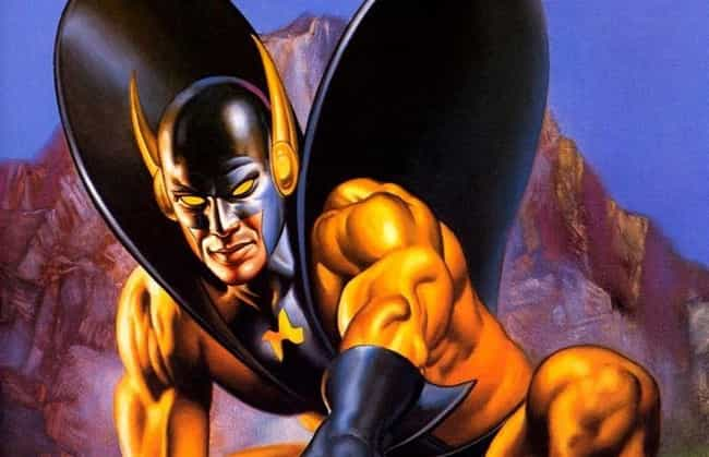 Yellowjacket is listed (or ranked) 1 on the list Ant-Man's Greatest Villains & Foes