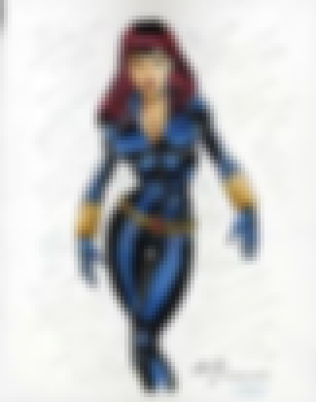 Black Widow is listed (or ranked) 15 on the list The Top 15 Marvel Heroes