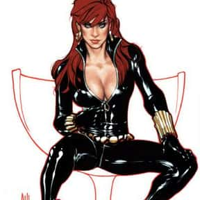 Black Widow is listed (or ranked) 9 on the list The Best Comic Book Characters Created by Stan Lee