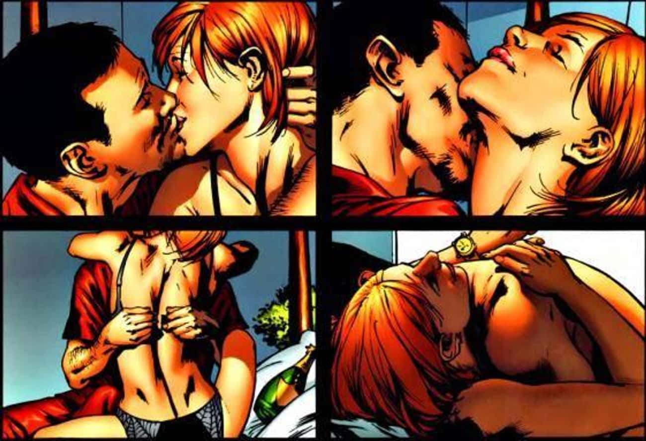 Black Widow is listed (or ranked) 2 on the list The Best of Iron Man's Many Girlfriends and Lovers