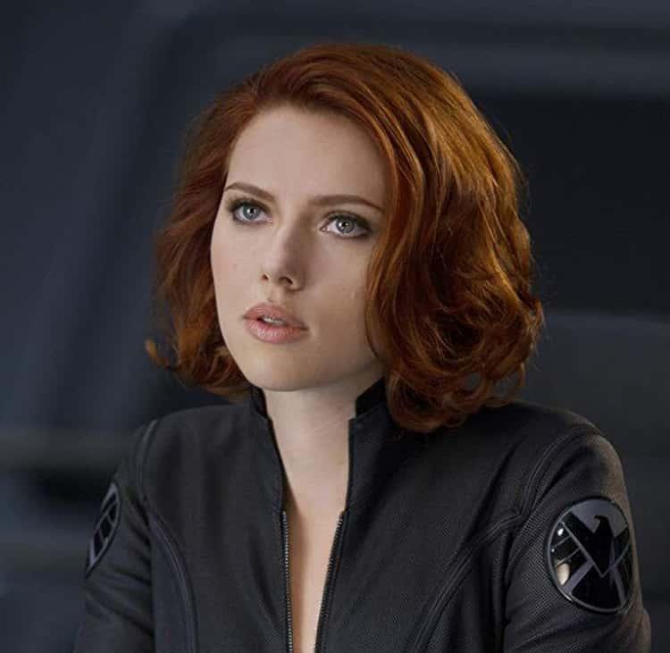 Black Widow - 'Avengers' Series