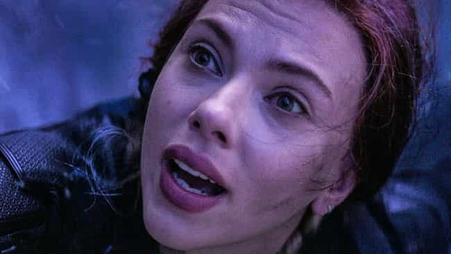 Black Widow is listed (or ranked) 3 on the list The Saddest Deaths In The MCU