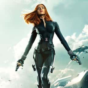 Black Widow is listed (or ranked) 8 on the list The Best Characters In The Marvel Cinematic Universe