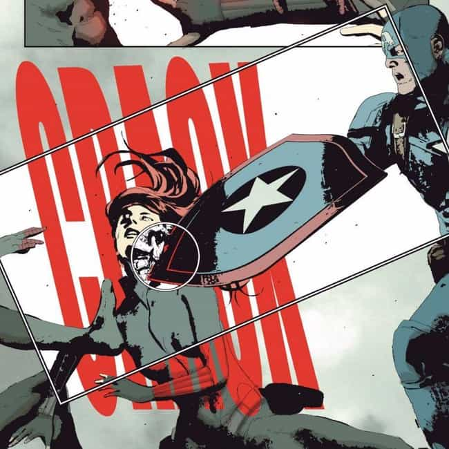 Black Widow is listed (or ranked) 1 on the list Marvel Killed Off A Ton Of Your Favorite Characters In Captain America's Secret Empire