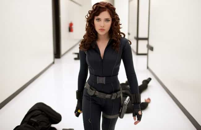 Black Widow is listed (or ranked) 1 on the list The Hottest Fictional Redheads, Ranked