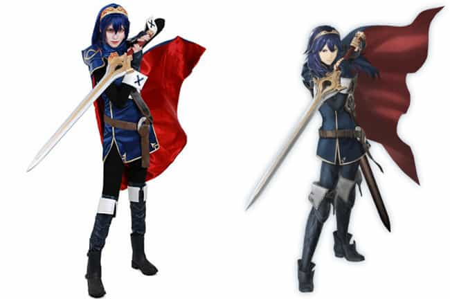 Fire Emblem is listed (or ranked) 4 on the list Cool Video Game Costumes That Look Just Like The Character