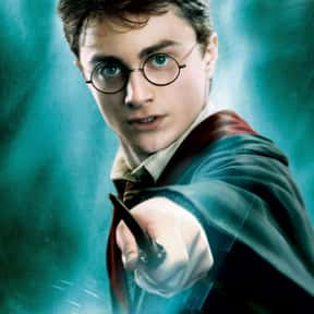 Harry Potter is listed (or ranked) 1 on the list Fictional Characters Named Harry