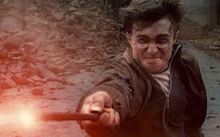 Leo (July 23-August 22): Harry Potter