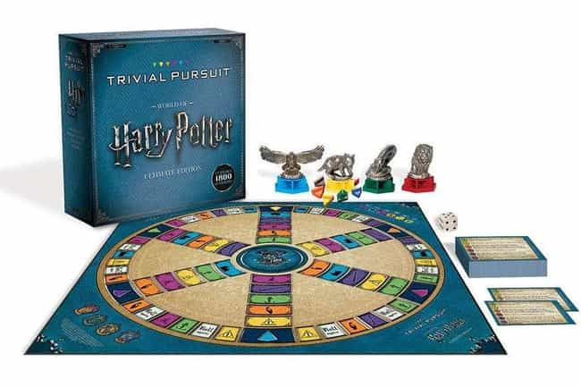 Harry Potter is listed (or ranked) 4 on the list The Best Editions of Trivial Pursuit