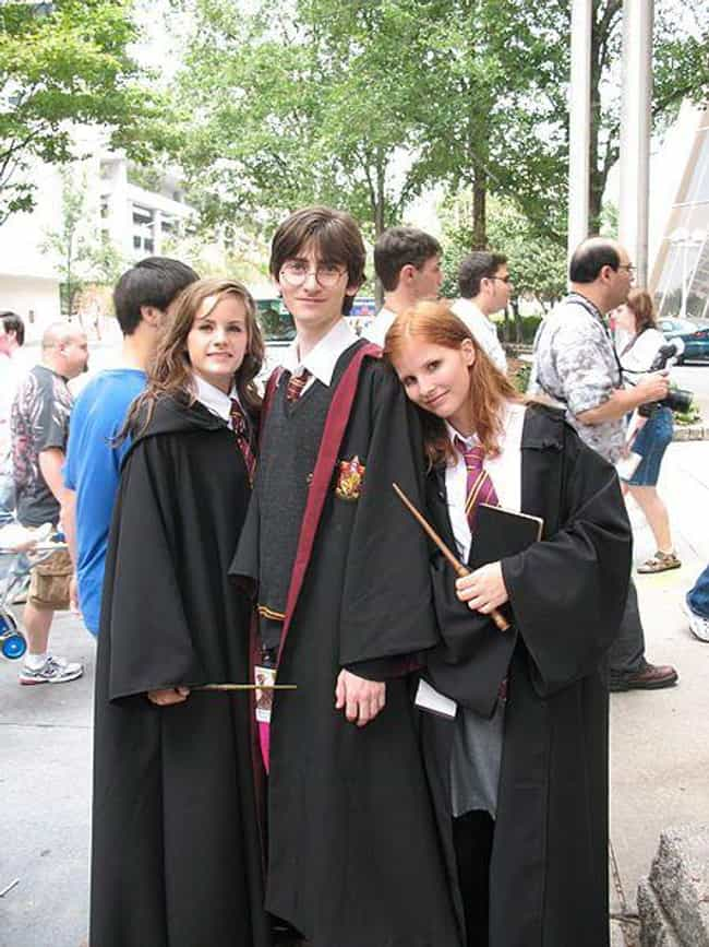 Harry Potter is listed (or ranked) 6 on the list The Most Completely Obsessed Fan Bases In The World