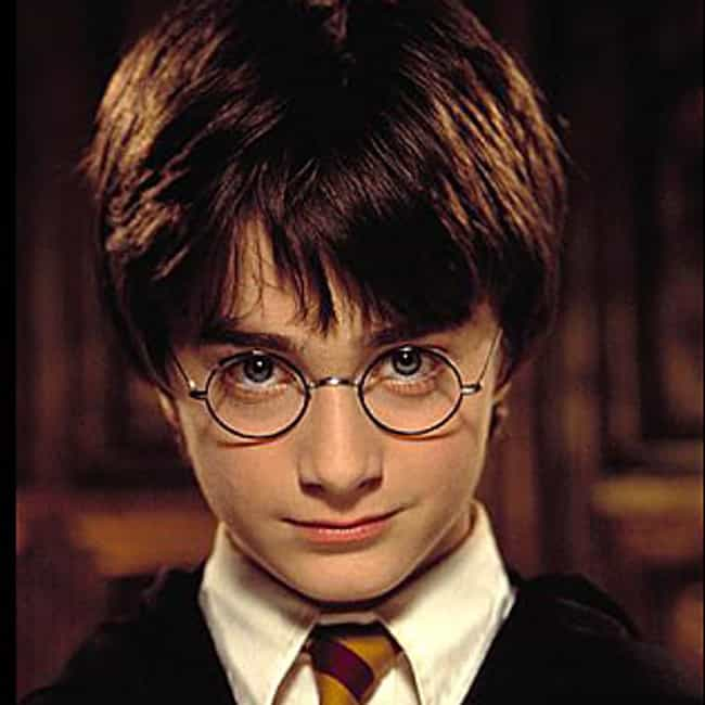 Harry Potter is listed (or ranked) 3 on the list What Your Favorite Fictional Characters Say About You, According To Science