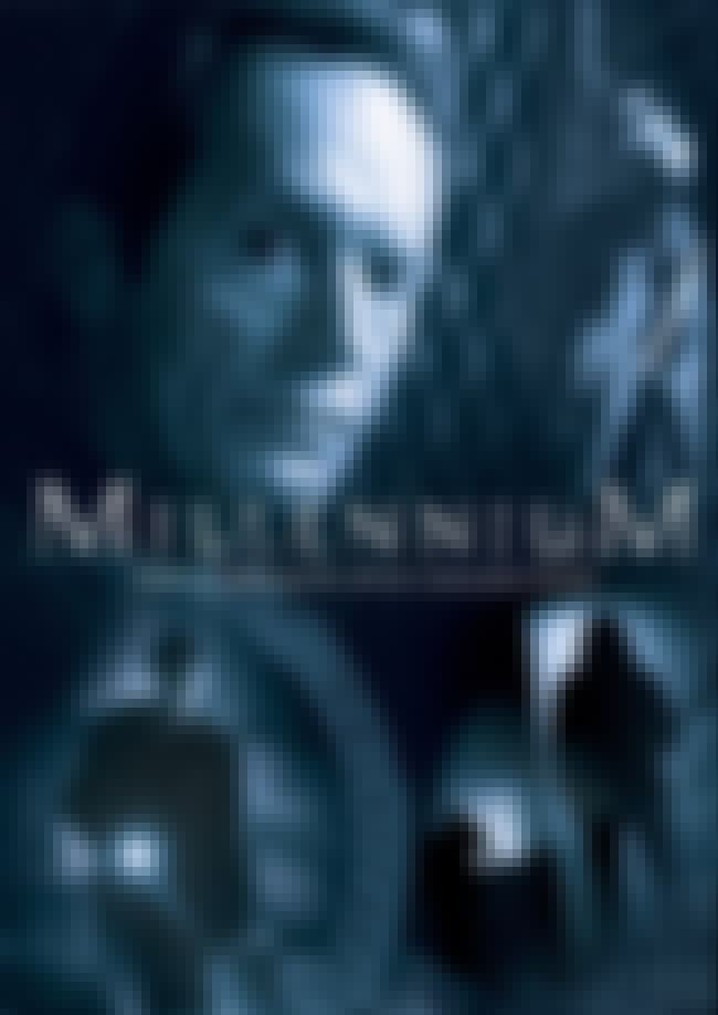 Millennium is listed (or ranked) 2 on the list Chris Carter Shows and TV Series