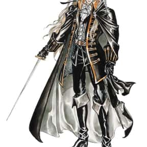 Alucard is listed (or ranked) 18 on the list The Best Jumping Characters in Gaming History