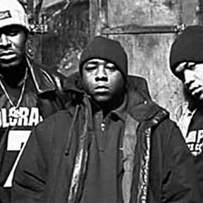 The LOX is listed (or ranked) 24 on the list The Best Hip Hop Groups of All Time
