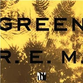 Green is listed (or ranked) 9 on the list My Top 50 Albums Of The 80's (At The Time)