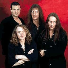 Gamma Ray is listed (or ranked) 12 on the list German Power Metal Bands List